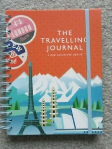 The Travelling Journal Hardcover Book Paperchase