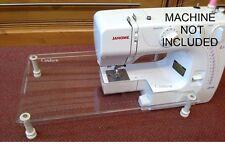 Sewing Machine Extension Table Janome J3-24,4400,XR23,2300XT,2032,DMX200,DMX300