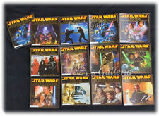 2005 Star Wars UnScratched Lottery Tickets Complete Set Bonus RARE MINT 12