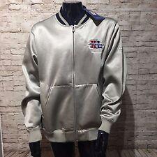 REEBOK 2006 NFL Super Bowl XL Full Zip Jacket Coat Men Large Seahawks Steelers