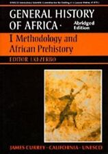 UNESCO General History of Africa, Vol. I, Abridged Edition: Methodology and Afri