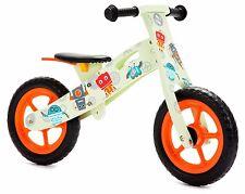 Nicko NIC863 Robot Children's Kids Boy Girl Wooden Balance Bike 2-5 Years