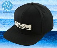 New O´Neill Roadie Classic Black 1952 Mens ONeill Snapback Cap Hat