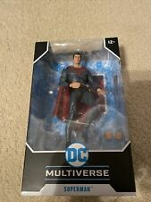 McFarlane Toys DC Multiverse Superman Red Son