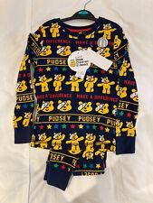 Children In Need Pudsey Pyjamas Navy 5-6 Years New Charity Donation