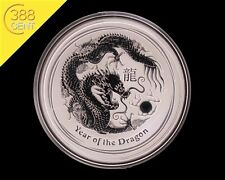 Australien Lunar II Drache Dragon 2 Unzen oz Silber 2012
