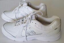 New Balance MW411WT Men's Walking Shoe Size 11 D White