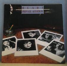 HEART Private Audition  1982 USA  vinyl LP.  EXCELLENT CONDITION