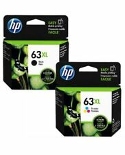 Genuine Original HP 63 / 63XL Black / Tri-Colour / Photo Pack Ink Cartridge