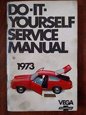 1973 Chevrolet Vega Do-It-Yourself Manual - Chevy