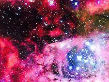 Stickerbomb Sky Galaxy Autofolie 1x1,52m Blasenfrei Luftkanäle oft korrigierbar