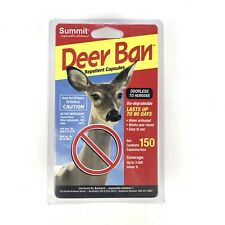 Summit Deer Ban Deer Repellent Capsules 150 Count Pack 90-Day Protection