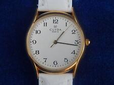 MONTRE A QUARTZ / Quartz watch - CLYDA PARIS - JOLIE / Nice !