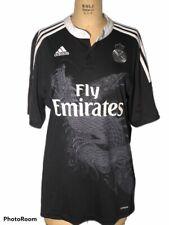 Adidas X Y3 Yohji Yamamoto Bale Real Madrid Dragon Foil Soccer Jersey