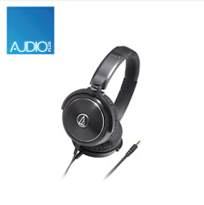 Audio Technica Solid Bass WS99 Portable headphones *Save $100*