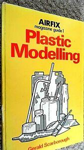 AIRFIX MAGAZINE GUIDE #1: PLASTIC MODELLING / Gerald Scarborough (1977)