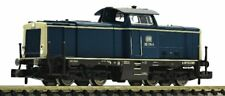 FLEISCHMANN 723101 Locomotiva diesel BR 212 ozbl /BG DB ep. IV scala N