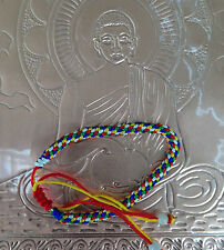 UNISEX HANDMADE FRIENDSHIP SACRED LOVE & PROTECTION BRACELET BLESSED BY MONKS 07