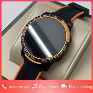 New PW20 Bluetooth Call Smart Watch Men Blood Pressure 24H Heart Rate Monitor