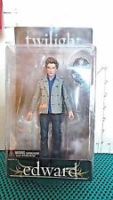 "Twilight Doll, Edward Cullen 7"",Mattel,Misprint Edition,Silver Jacket,Black Pant"