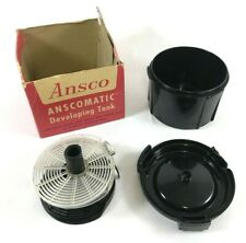 Ansco Anscomatic Developing Tank Vintage F-698