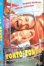 Tonto + tonto (1996) VHS 1a Ed.MGM  Stephen Baldwin Pauly Shore - rara
