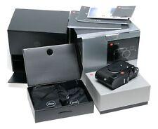 Leica M (Typ 240) Digital Rangefinder Camera body Black 10770 NEW