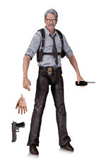 Batman Arkham Knight Commissioner Gordon Action Figure DC DIRECT