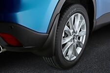 Genuine Mazda CX-5 Rear Mud Flaps - KD45-V3-460A