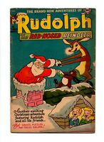Rudolph the Red-Nosed Reindeer, 1952, DC Comics