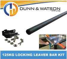 125KG Drawer Slide Locking Leaver Bar Kit (Cargo, Vehicle System, Draw, Fridge)