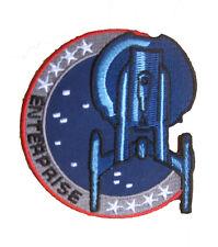 STAR TREK Enterprise Uniform embroidered Badge Patch 8x8.5 cm