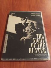 The Night of the Hunter Criterion Collection Dvd 2010 2-Disc Set Horror 1955