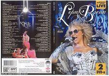 LEPA BRENA DVD Beogradska arena LIVE 2011 Uzivo Folk narodna Balkan Hit Golube