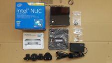 Intel NUC5i3RYK NUC Intel Core i3 5010U 2.1GHz 8GB RAM 128GB SSD Windows 10  !!!