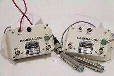 FM Camera Com CCTV CCT1 CCR1 Transmitter Receiver Audio Link Surveillance System