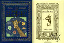 Dave Eggers SIGNED AUTOGRAPHED Giraffes? Giraffes! HC 1st Ed 1st Print Brand NEW