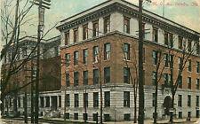 Postcard Y.M.C.A. Toledo, Ohio - used 1911