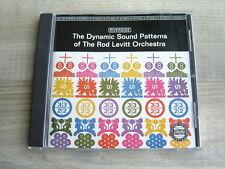 CD jazz big band LIMITED1960s DYNAMIC SOUND PATTERNS OF THE ROD LEVITT ORCHESTRA