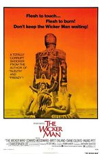 Us Seller - wicker man horror sci-fi movie poster wall size posters