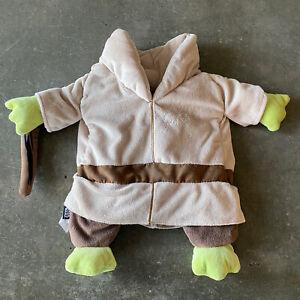 Star Wars Petco Medium Master Yoda Illusion Pet Dog Costume Jedi Coat