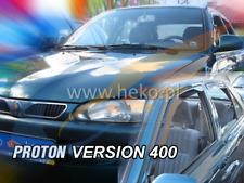 PROTON Version 400 4-doors 2-pc wind deflectors HEKO Tinted