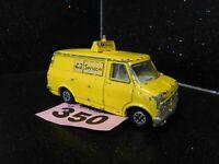 Dinky Toys  Bedford AA Van (350)