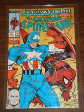 AMAZING SPIDERMAN #323 VOL1 MARVEL COMICS SPIDEY NOVEMBER 1989