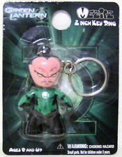 "SINESTRO Green Lantern DC Movie 2"" Key Ring Mezitz 2014 nycc new york comic con"