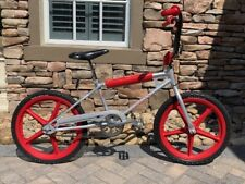 Old School BMX - Completely restored Schwinn MAG Scrambler SX 100 Bicycle
