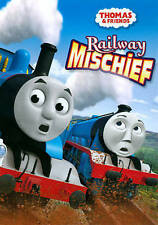 THOMAS AND FRIENDS RAILWAY MISCHIEF (DVD, 2014) NEW