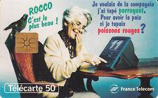 France télécarte 50 Minitel