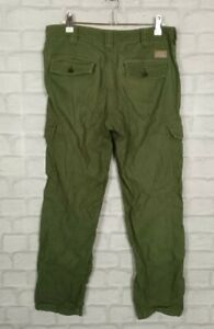 VINTAGE RETRO 80s 90s DICKIES CARGO BOLD BRIGHT FESTIVAL TROUSERS PANTS