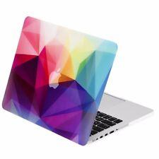 """Colorful Geometric 3D Matte Hard Case for Macbook Pro 13"""" w/Retina A1425/A1502"""